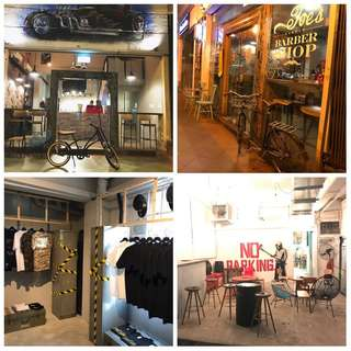 Yio Chu Kang Cafe cum Barber Shop for Lease