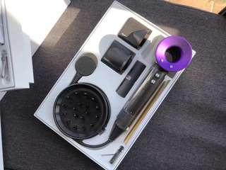 英國版 Dyson 風筒 Supersonic HD01 (紫)平行進口貨品