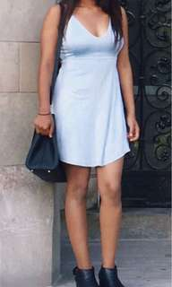 Aritzia Wilfred Dress - open back