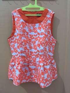NEW! D&G orange top