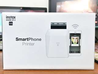 brand new fujifilm instax share sp 3