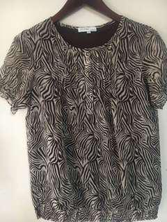St yves blouse XL #maudecay