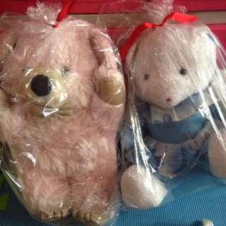 🌞stuffed toys bundle