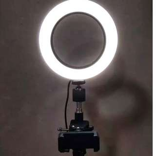 Beauty Mini Ring Light with Table stand