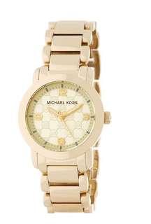Original mk watch, with gift receipt fron u.s