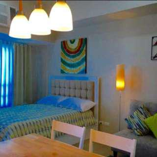 Eastwood Fully Furnished Condo With Wifi Cable For Rent (Also For Sale Self Liquidating with A Fully Managed Rental Business Included - Full Investment Package)