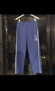 🚚 vintage Nike 拉鍊 長褲