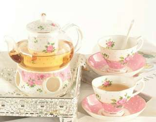 Royal Classic Bone China Coffee Set