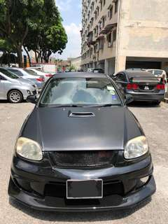 Hyundai Accent RXS