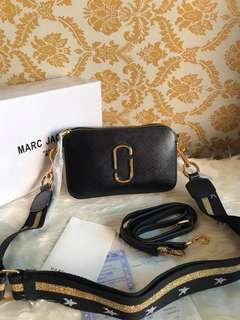 Marc Jacob camera bag Authentic Grade Quality limited stocked only