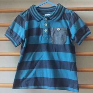 F&F boy shirt 12-18 mths