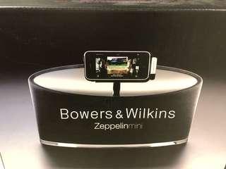 Bowers & Wilkins Zeppelin Mini