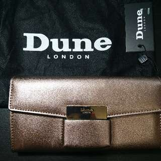 AUTHENTIC BRANDNEW DUNE LONDON LONG WALLET WITH CARD AND COIN HOLDER