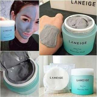 Laneige - Mini Pore Waterclay Mask (70ml)
