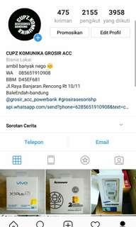 Koleksi barang toko kami instagram