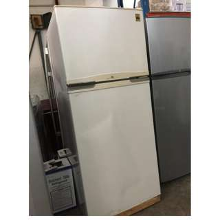 Altis Big Fridge Refrigerator Peti Sejuk Ais Ice 2 Doors Pintu Freezer Refurbish Recondition
