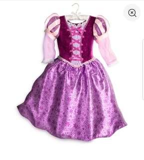 Rapunzel Costume - Tangled / Disney Store USA