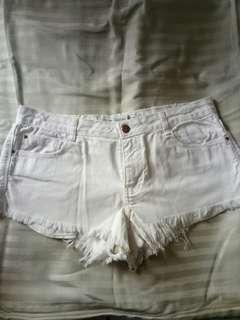 Hotpants zara
