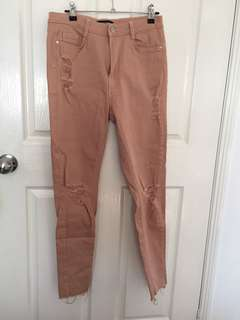 Missguided skinny jeans