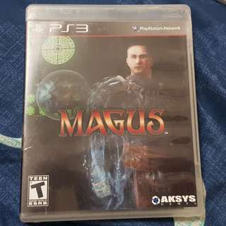 PS3 Playstation 3 used game Magus