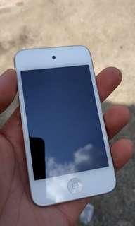 Ipod touch gen 4 8gb white