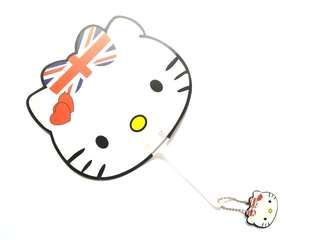 2018 NEW Hello kitty hand held fan