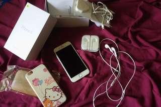 Iphone 6 64GB Silver Mulus