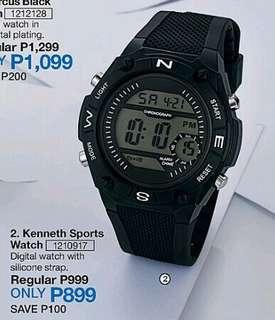 Kenneth Sports Watch