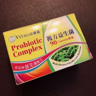 Vitagar 維嘉複方益生菌 (獨立包裝)