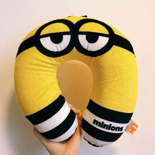 Minions pillow