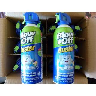 Blow Off™ Air Duster, 10 oz Can