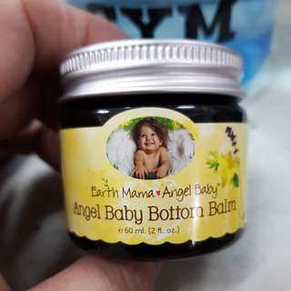 Earth Mama Baby bottom Balm. Expire date 2020 Dec. Box packaging damaged.