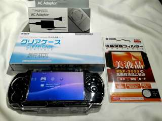 Piano Black PSP Slim 2000 4gb v6.20 Downloadable