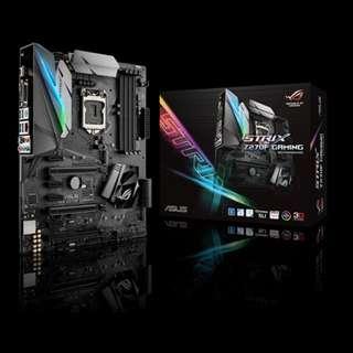 Asus Z270F Strix Gaming Motherboard