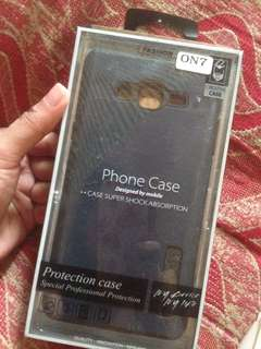 Samsung On7 with 1 free case