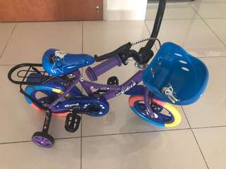 Kids bicycle very good condition