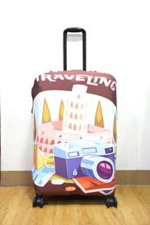 LUGGAGE COVER (TRAVEL WITH CAMERA)