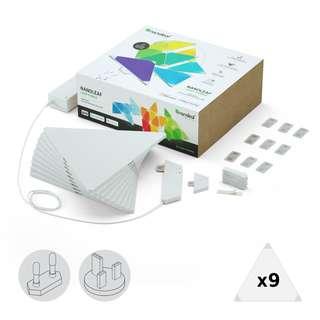 🚚 Nanoleaf Aurora 9 Panels Smarter Kit- Rhythm Edition