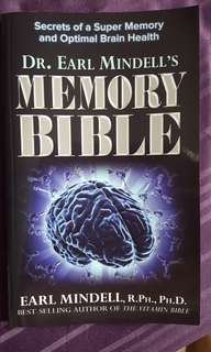 🚚 Drugs, Cognitive Function & Memory Loss