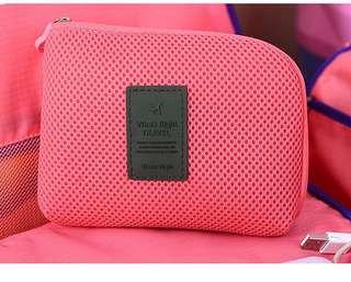 Mobile Accessories Travel Pouch / Organizer