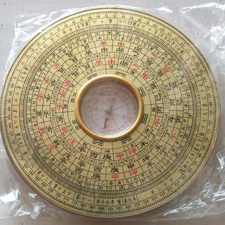 China Chinese Collection Vintage Compass 10cm New
