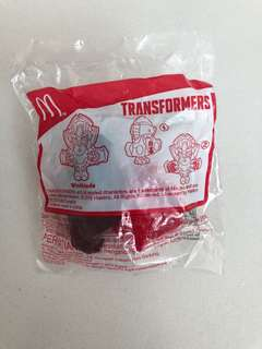 Mainan happy meal transformers