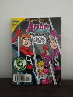 Archie and Frieds Double Digest