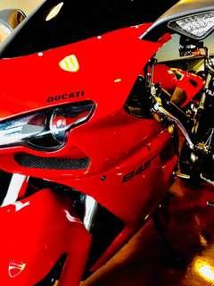 Ducati 848 Evo (12/2013 )