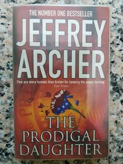 Jeffrey Archer - The Prodigal Daughter