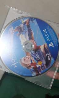PS4 GAMES Horizon Zero Dawn