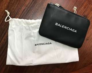 BALENCIAGA wallet coin bag