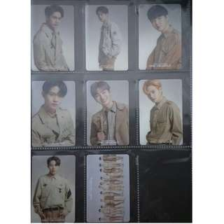 [LOOSE] Wanna One Moodlight Photocard