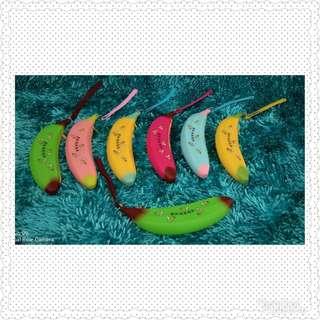 Dompet koin pisang bhn jelly