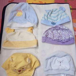🚚 嬰幼兒帽